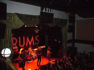 Foto en un concierto en Nueva York
