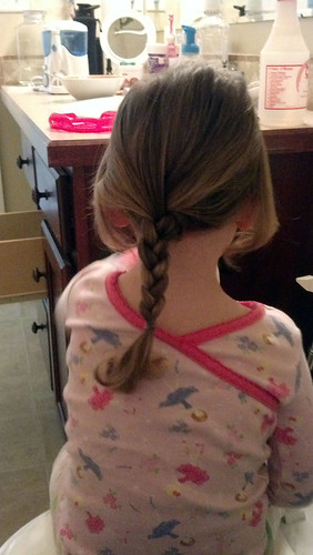 First really good braid