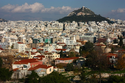 Plaka and Lycabettus