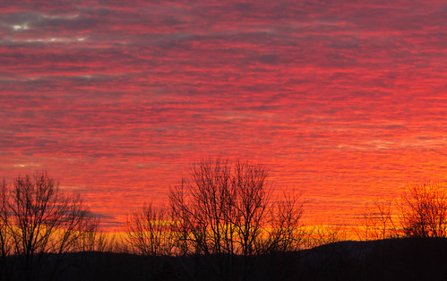 sunset newjersey stillwater sussexcounty