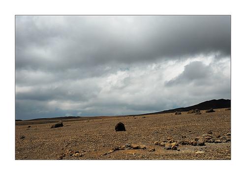 kilimanjaro - mountain desert