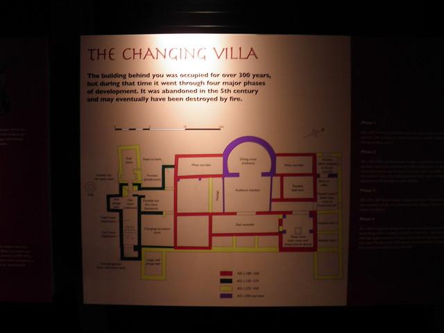 Lullingstone Roman Villa, Britannia (UK)