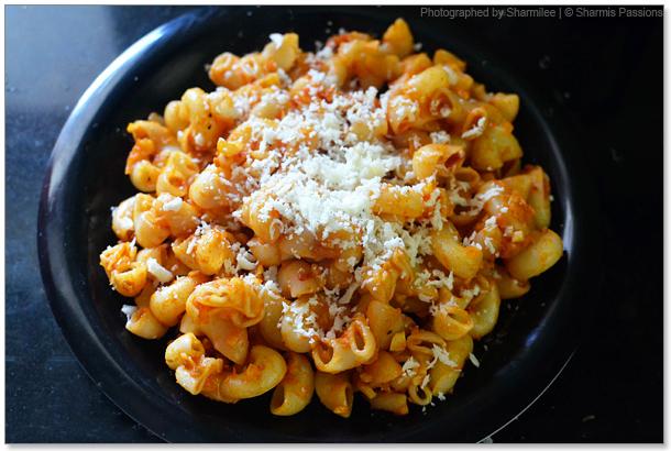 Pasta Sauce with tomato