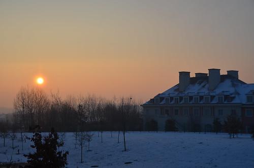 france sunrise