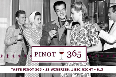 Pinot 365 @ Olympic Mills Building