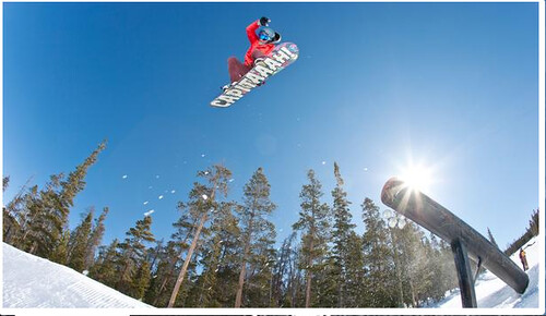 TransWorld SNOWboarding TransAm Presented by Skullcandy Stops at Keystone Resort