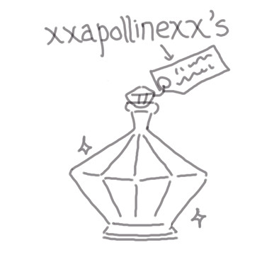 xxapollinexx's wardrobe post banner sketch