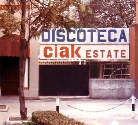 discoteca ciak estate bologna
