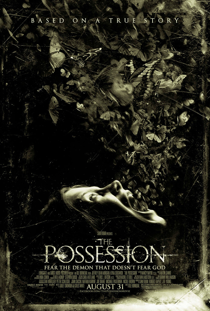 The Possession มันอยู่ในร่างคน