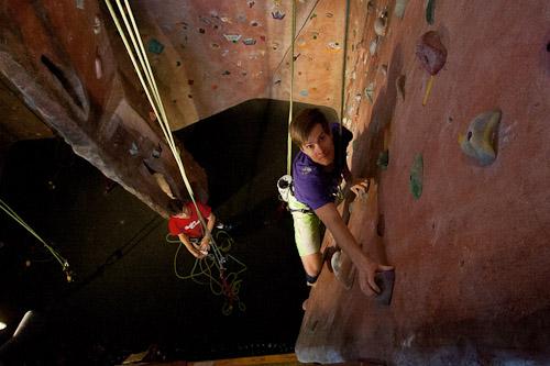Niseko Climbing wall 3