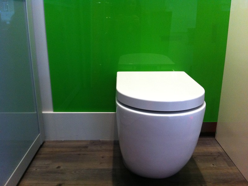 LW 6010 Toilet from Blu Bathworks