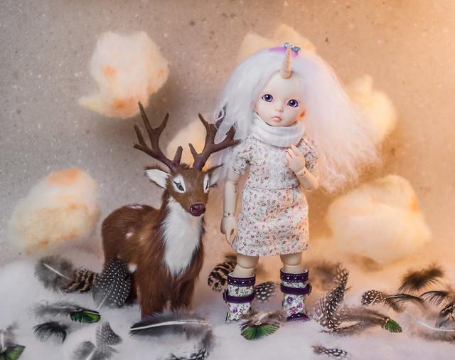 A Doll a day - Tuesday - Fairytale