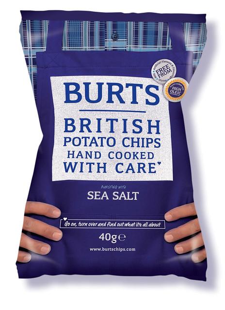 Burts British Potato Chips | Flickr - Photo Sharing!