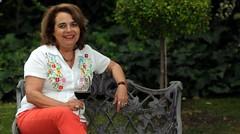 Ana Amitrano, embajadora del vino