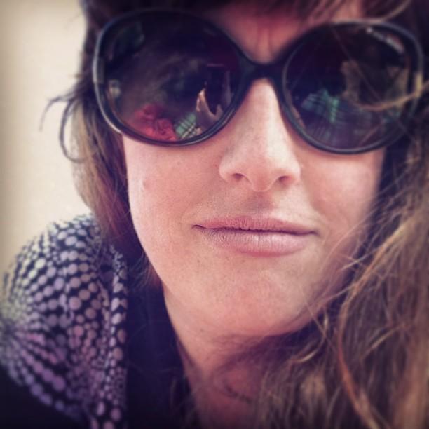 Mama selfie #hangingatcoop #picnic #latergram