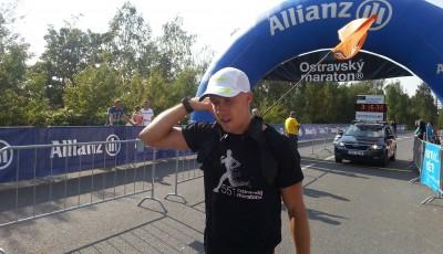 Ostravský maraton vyhrál vodič