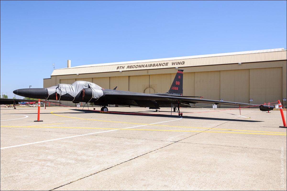 Lockheed TR-1B (s/n 80-1068)