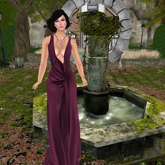 [VM] VERO MODERO  Trinity Fitmesh Dress with Color HUD_001