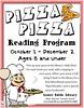 Pizza Reading Program