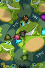pocket frogs app