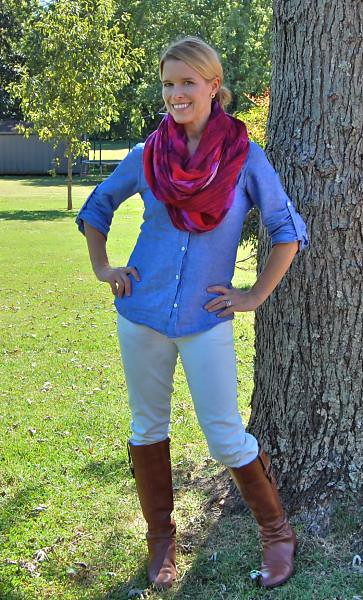 Chic of the Week: Shannon's Autumn Outfit
