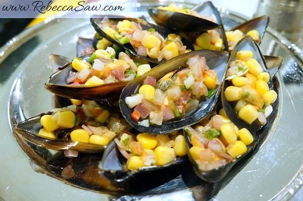peruvian food KL - Ritz Carlton KL-017