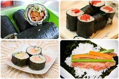 các loại sushi