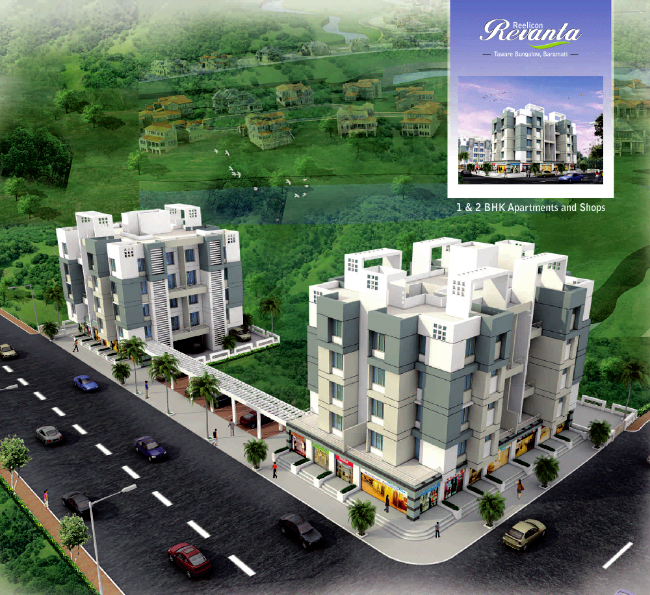 Reelicon-Revanta-Baramati-Elevation