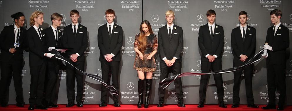 Mercedes-Benz Fashion week TOKYO SS13_002(LOVELY PRINCES)
