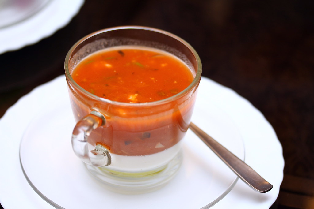 Mouth Restaurant: lobster bisque