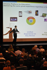 Will Florance talar på Google Apps for Education European Summit i Prag 13-14 okt 2012