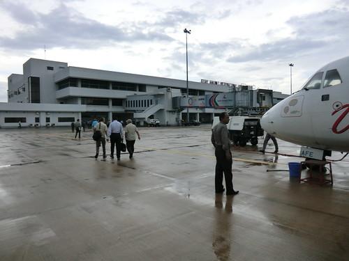 チッタゴン空港