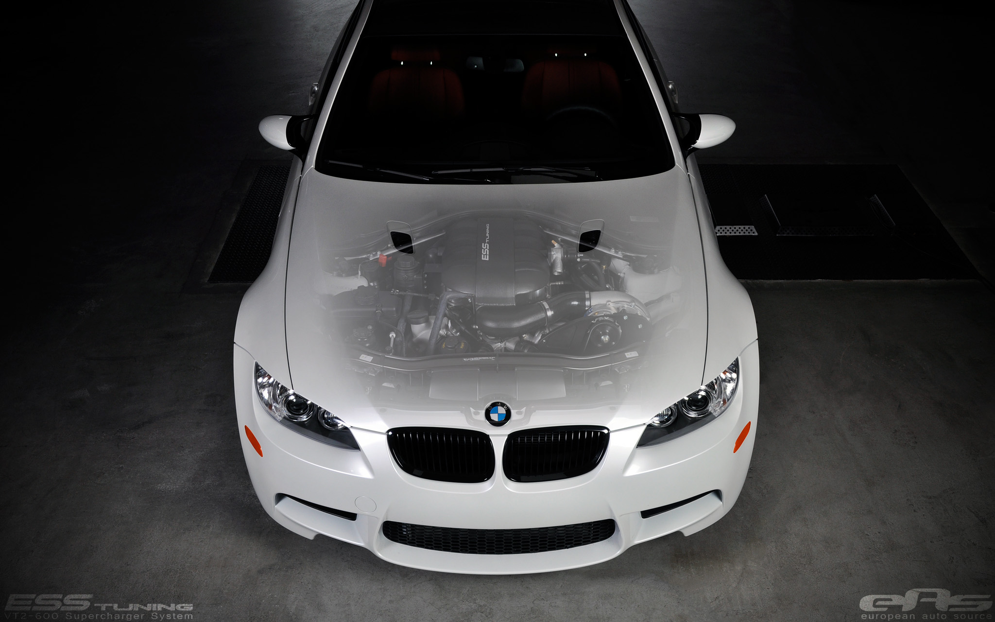2013 ESS Supercharged E92 M3 on our Dyno | BMW Performance