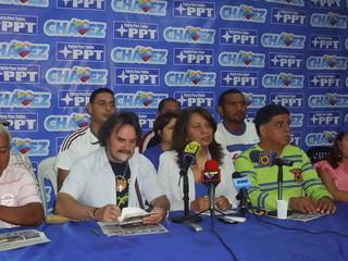 PPT pide revisar la candidatura de Rangel Gómez, porque su candidatura ha generado resistencia