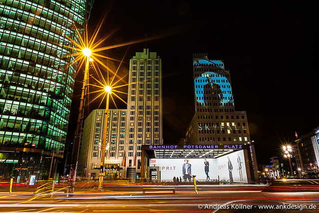 Berlin Festival of Lights 3