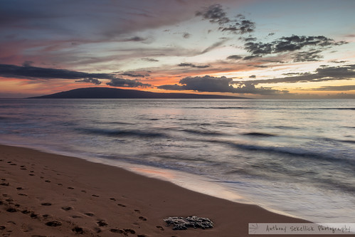 "Maui from the book ""Le isole lontane"" by Sergio Albeggiani"