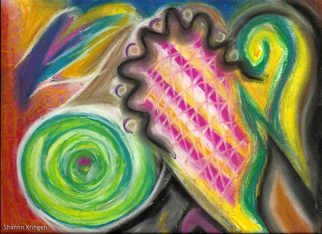 Kringen chalk draw 01