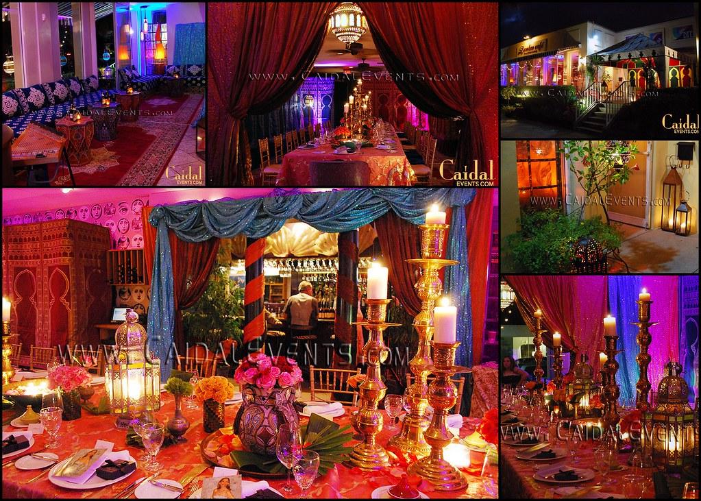c65bda95c77 Moroccan Theme Birthday Party Bamboo