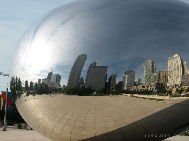 Cloudgate, The Bean, Chicago