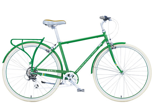 PUBLIC now makes a Sierra Club bike!