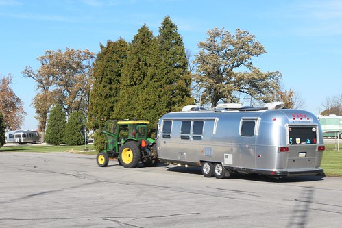Day 75: An Airstream homecoming in Jackson Center.