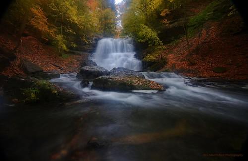 waterfalls hdr decew rexmontalbanphotography