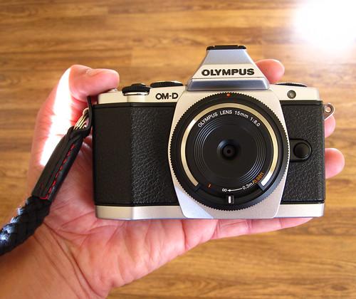 Olympus BCL 15/8.0