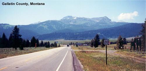 Gallatin County MT