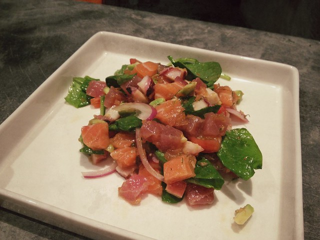 Raw's Seafood Ceviche, Kilo at PACT, Singapore