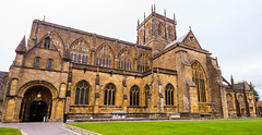 stately home, abbey, gothic architecture, building, cathedral, monastery, historic site, middle ages, architecture, estate, place of worship, almshouse, facade, church,