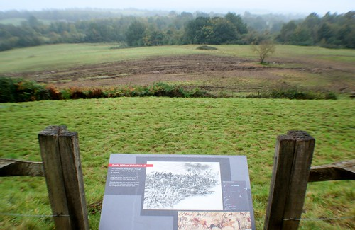 Site of Battle of Hastings 1066