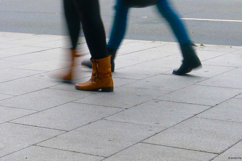 maneras de caminar by eMecHe