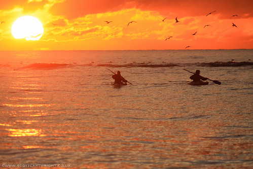 Sunset Paddle