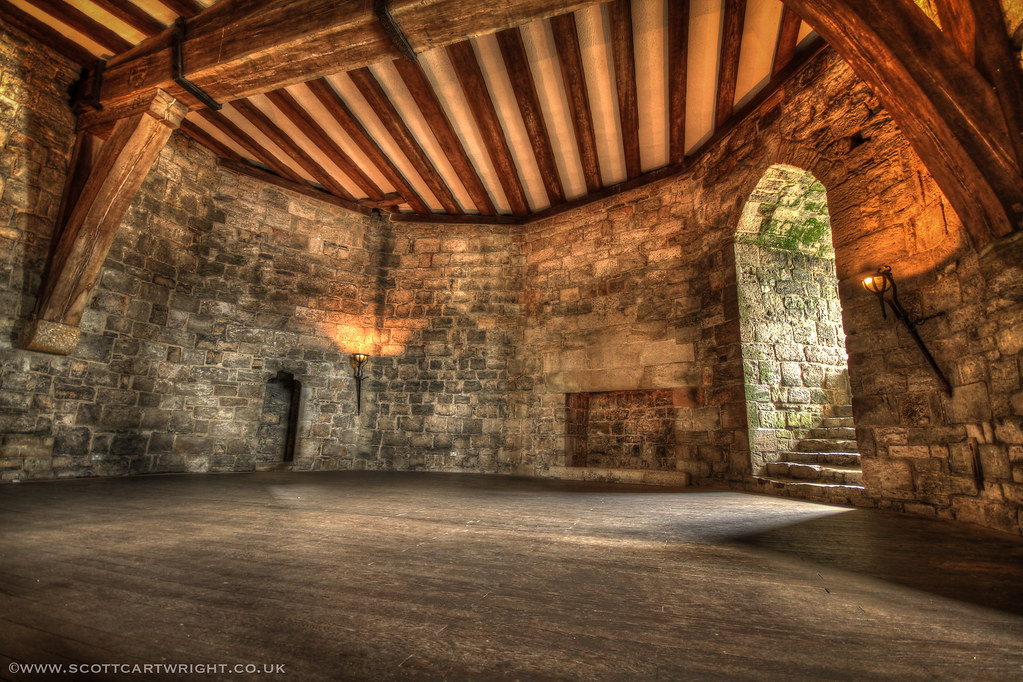 Medieval Room Hdr Scott Cartwright Photography